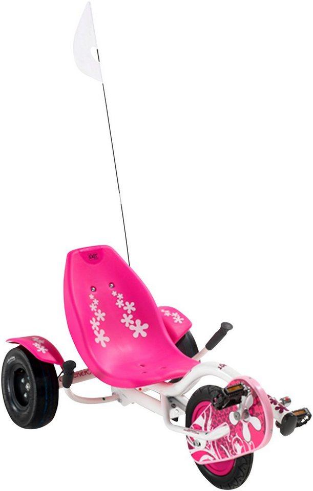 exit go kart lady rocker triker f r kinder ab 6 jahre. Black Bedroom Furniture Sets. Home Design Ideas