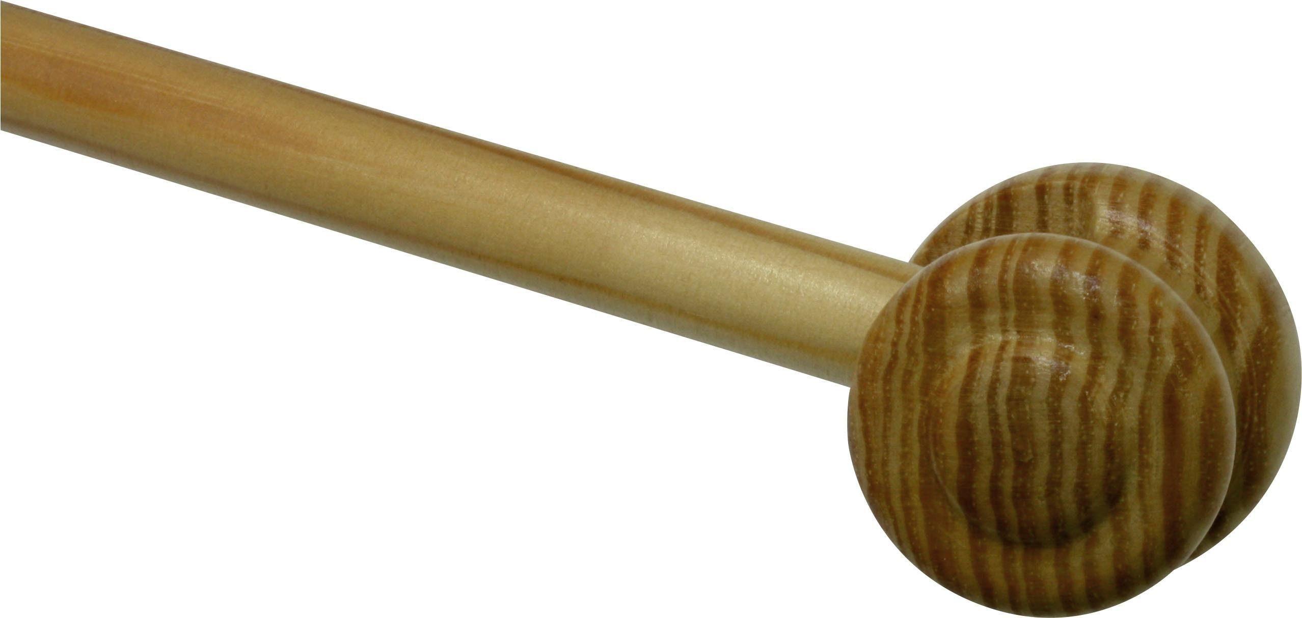 Gardinenstange, Gardinia, »Vitragestange Montana«, Ø 11 mm, 1-läufig im Fixmaß