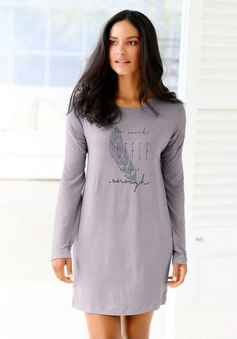 LASCANA Naktiniai marškiniai
