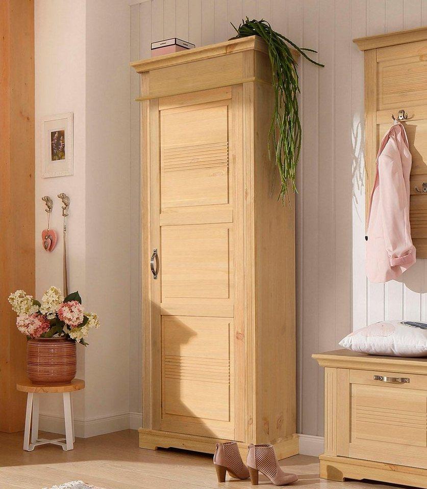 Home affaire Garderobenschrank 1- oder 2 trg. »Barcelona« aus ...