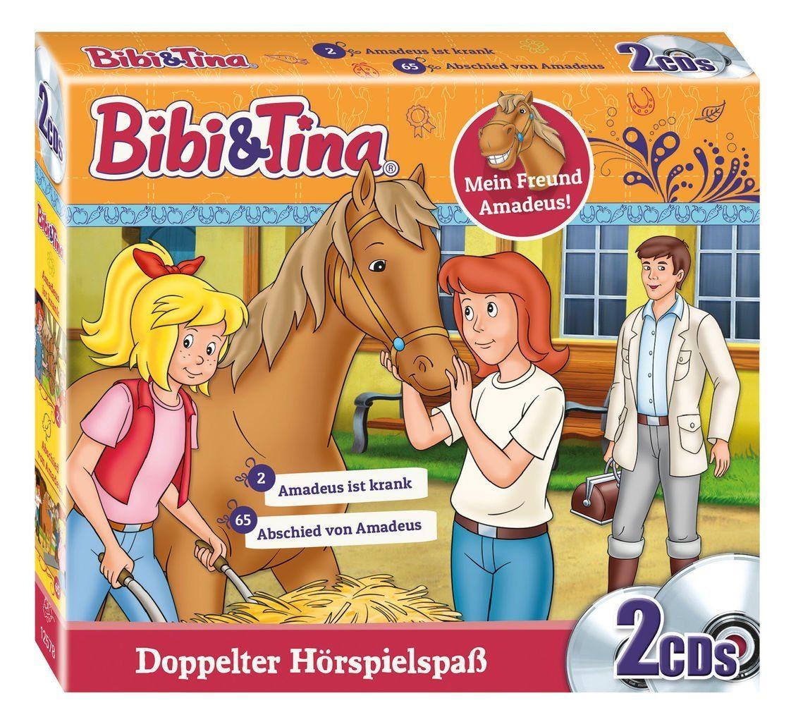 Kiddinx Hörbücher CD »Bibi und Tina - Mein Freund Amadeus«