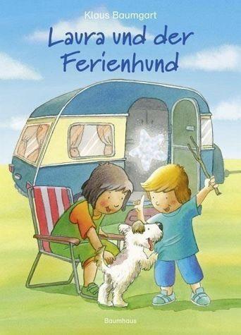 Gebundenes Buch »Laura und der Ferienhund«
