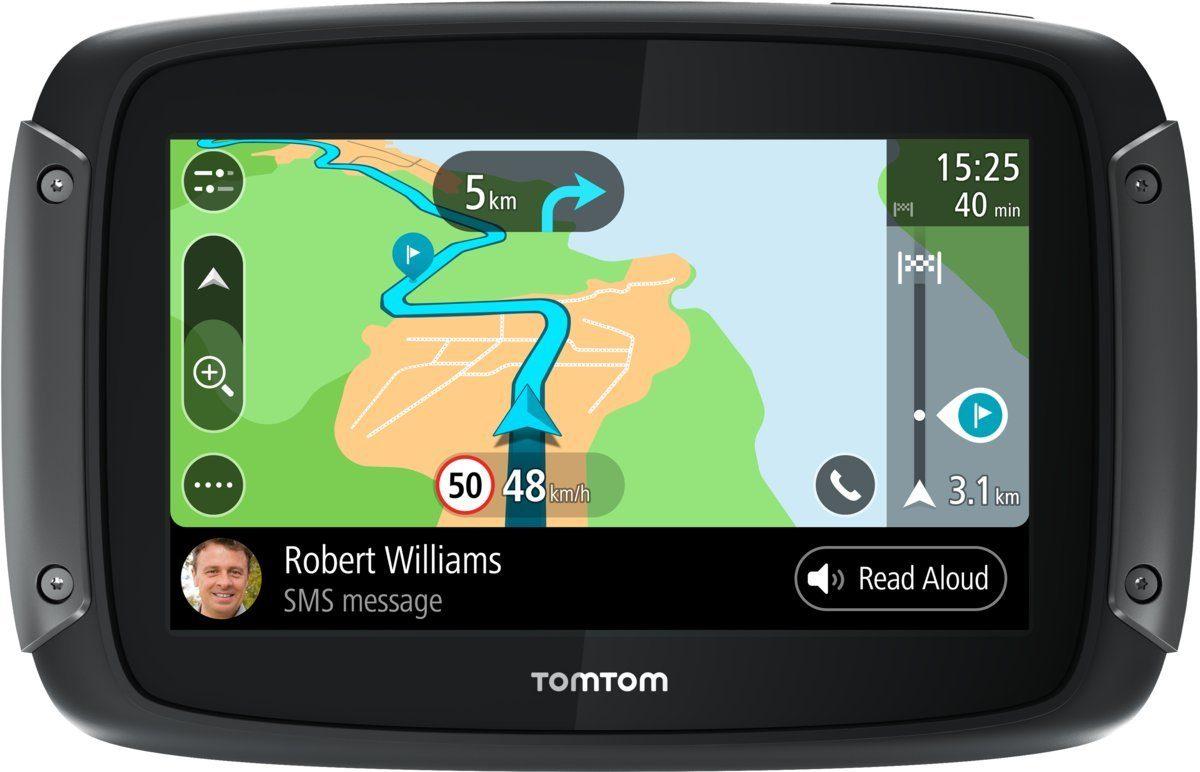 TomTom Motorrad-Navigationsgerät »RIDER 500 Europe«