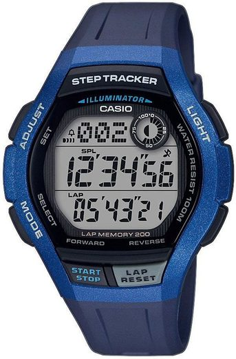 Casio Collection Chronograph »WS-2000H-2AVEF«