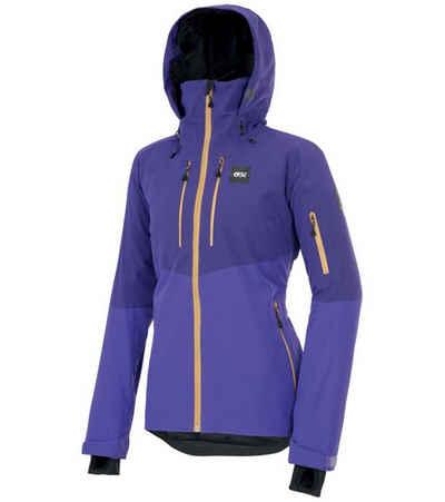 Picture Winterjacke »PICTURE Signa Alpin-Jacke nachhaltig produzierte Damen Skijacke Winterjacke Violett«