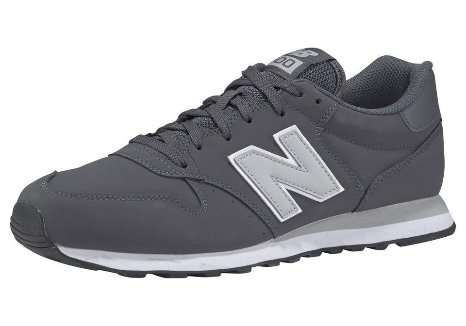 new balance gm 500 sneaker strapazierf higes. Black Bedroom Furniture Sets. Home Design Ideas