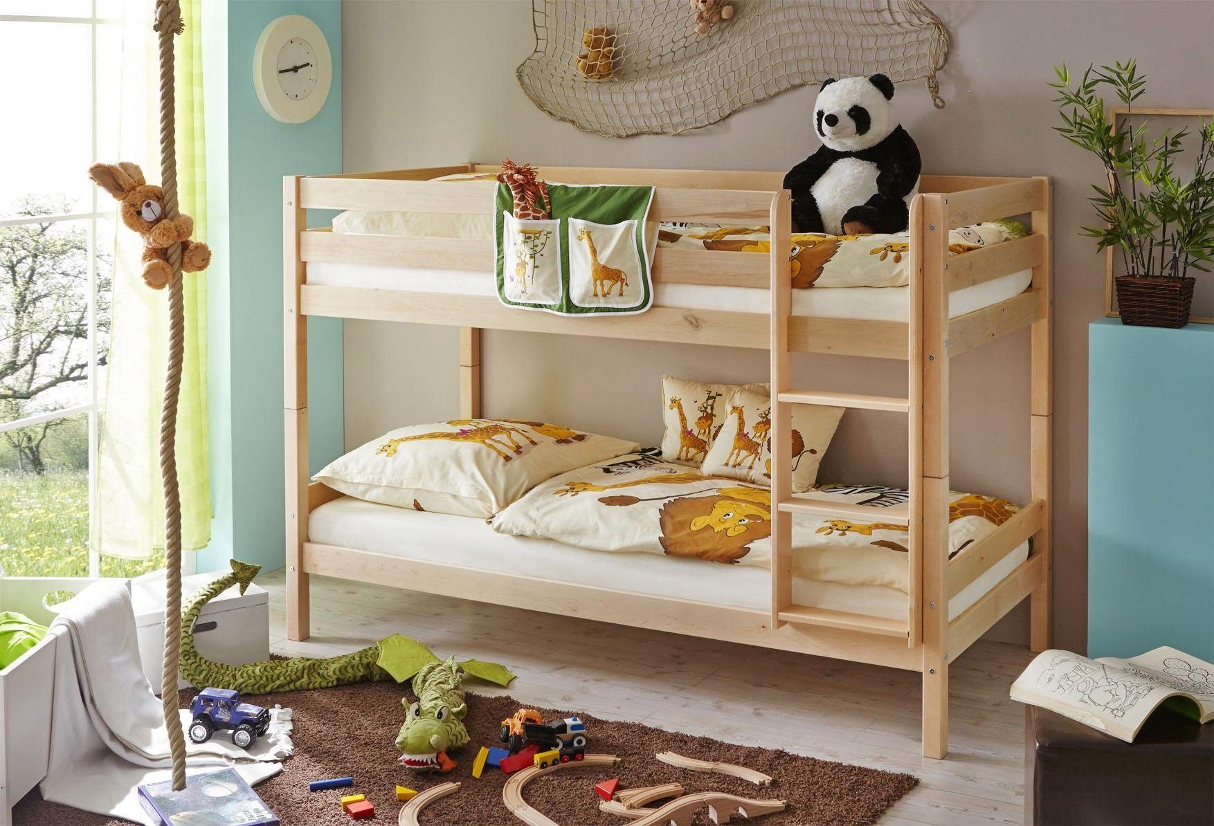 Etagenbett Rino : Weies etagenbett cool seaside oliver furniture wei