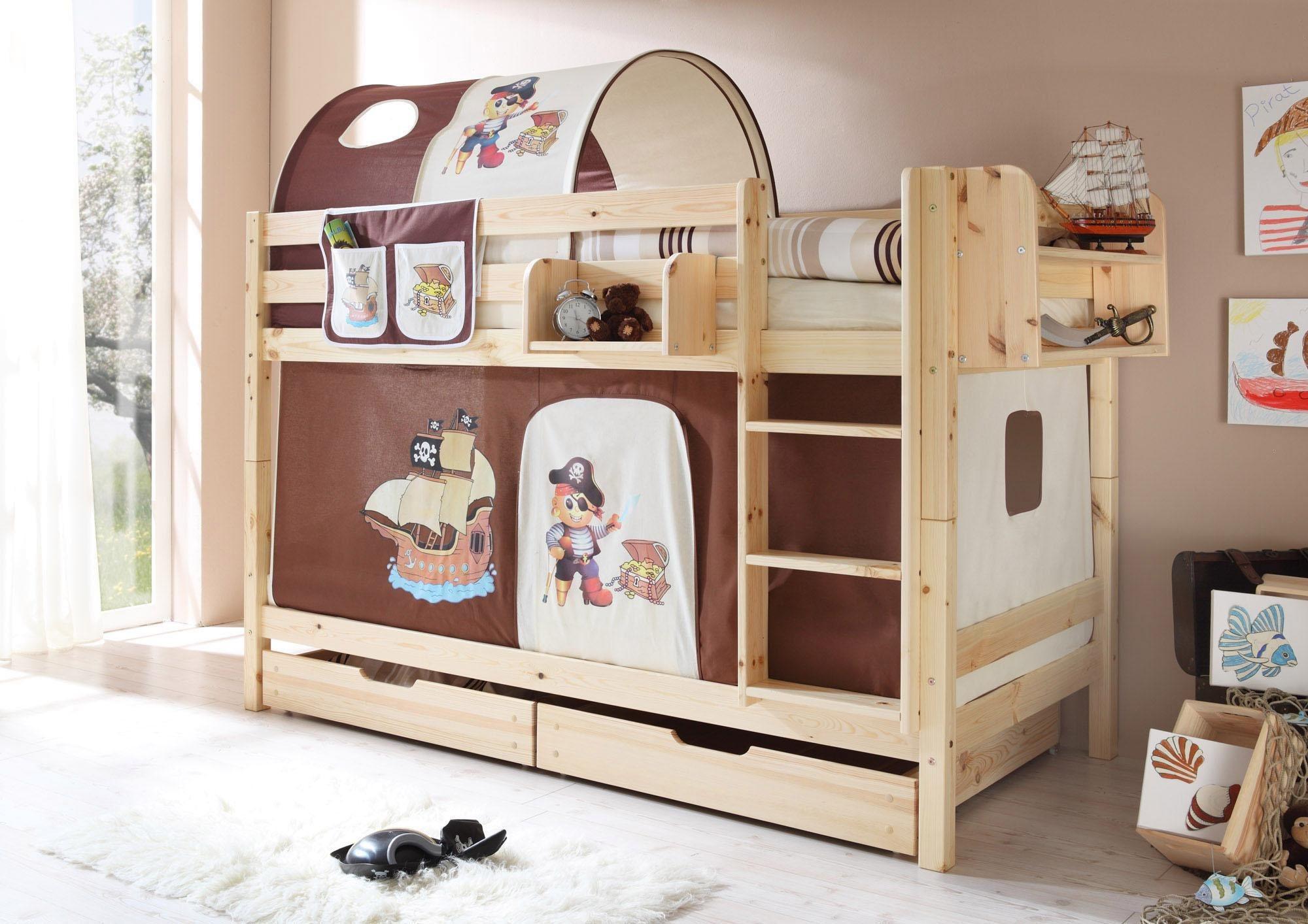 Ticaa Etagenbett Bewertung : Hjh office pro etagenbetten online kaufen möbel suchmaschine