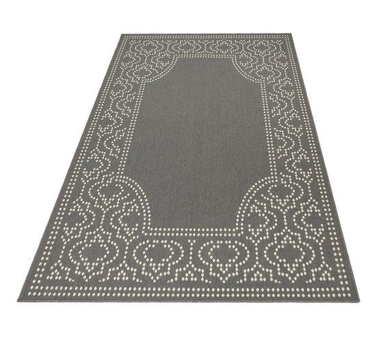 Teppich »Jamil«, Oriental Weavers, rechteckig, Höhe 3 mm, In- und Outdoor geeignet, Wohnzimmer