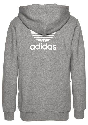 Adidas »trefoil Originals Hoodie« Kapuzensweatjacke Fleece 7Px7wrn