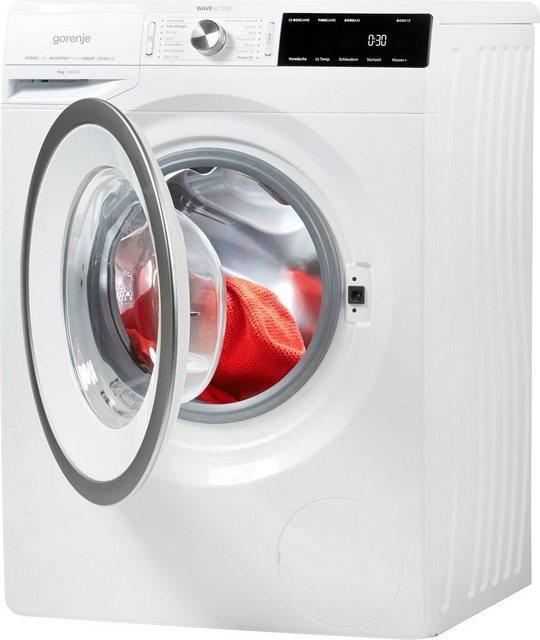 GORENJE Waschmaschine WA 866 T, 8 kg, 1600 U/Min | Bad > Waschmaschinen und Trockner > Frontlader | Gorenje
