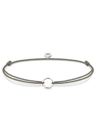 THOMAS SABO Charm-Armband »Little Secret Kreis, LS066-173-5-L20v«