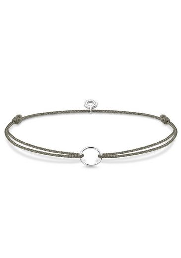THOMAS SABO Charm-Armband »Little Secret Kreis, LS066-173-5-L20v«