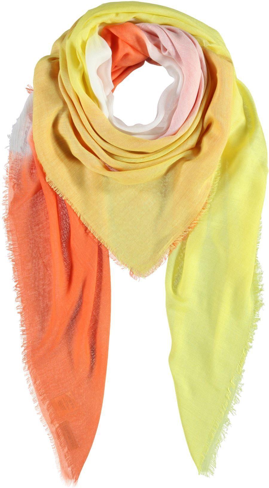 Passigatti Tuch in farbenfrohem Design
