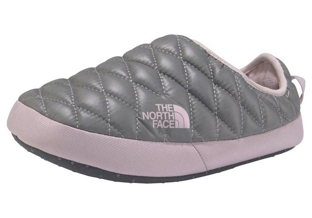 The North Face »W ThermoBall™ Tent Mule IV« Hüttenschuhe | Schuhe > Hausschuhe > Hüttenschuhe | Grau | The North Face