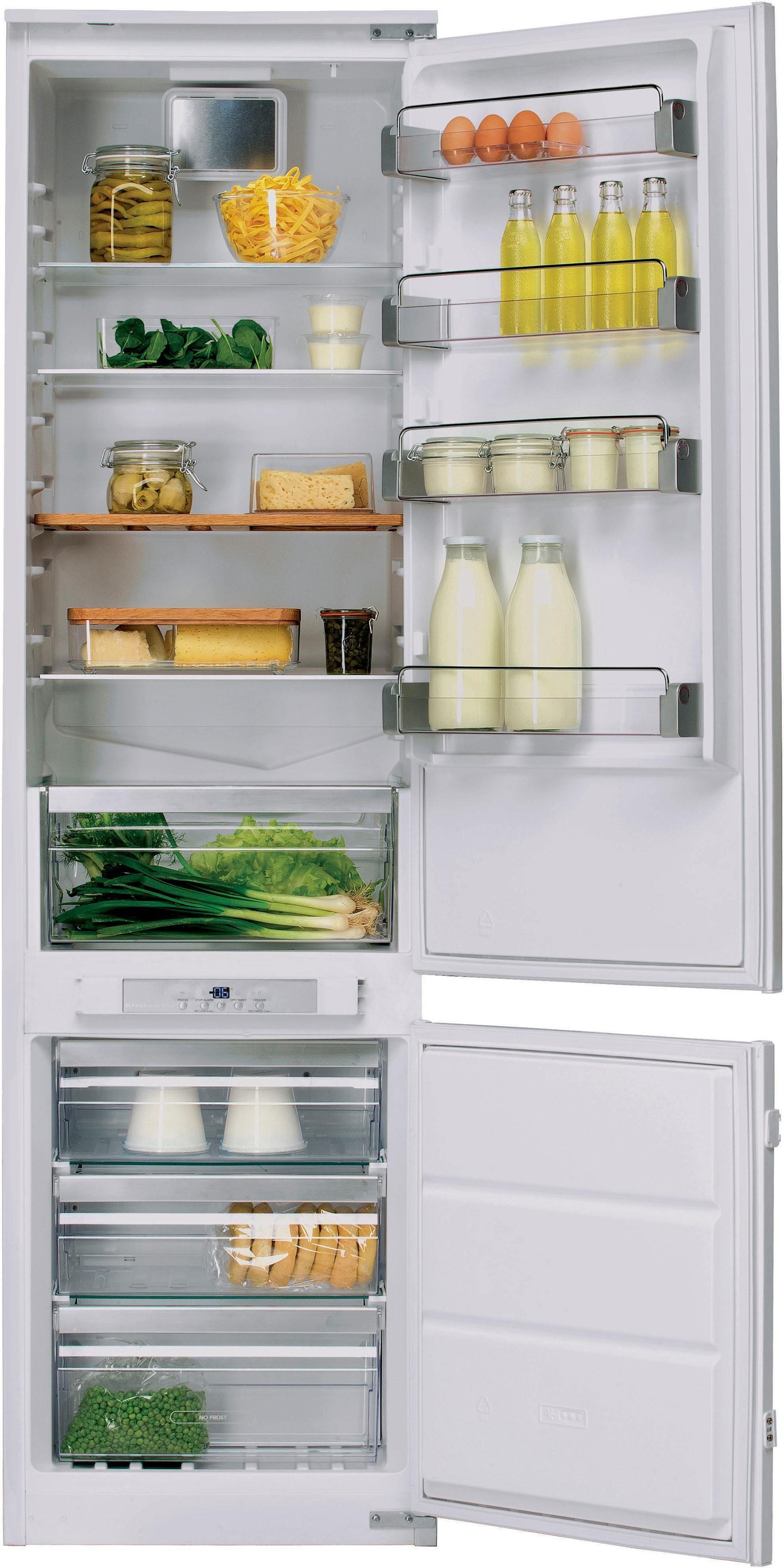 KitchenAid Einbaukühlgefrierkombination KCBCS 20600, 193,5 cm hoch, 54,5 cm breit