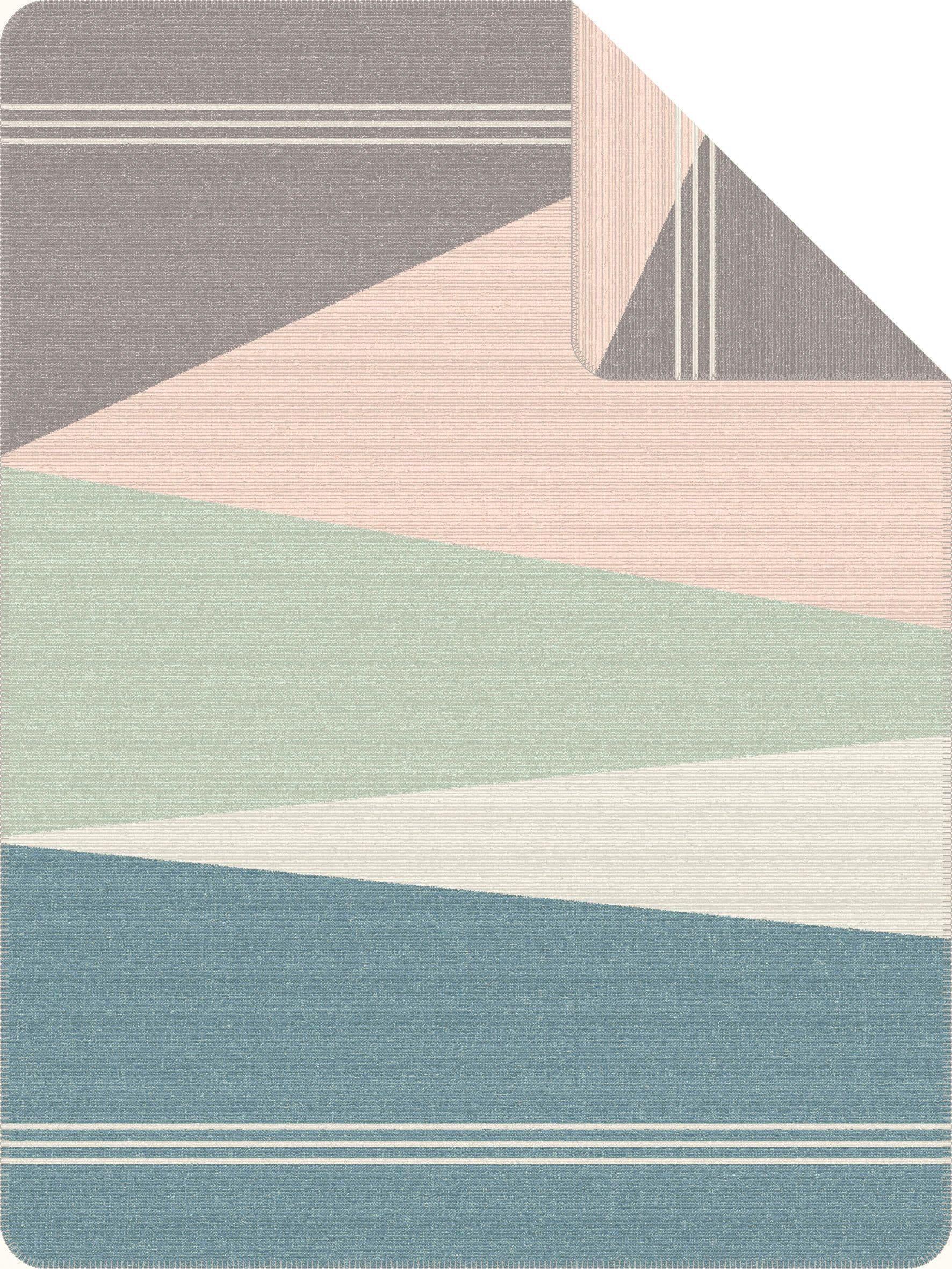Wohndecke »Kamila«, s.Oliver RED LABEL, mit modernem Muster