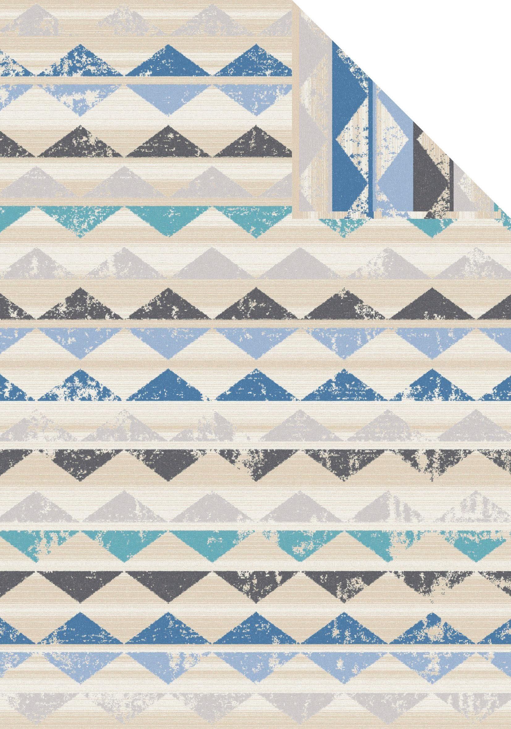 Wohndecke »Zandvoort«, IBENA, mit modernem Muster