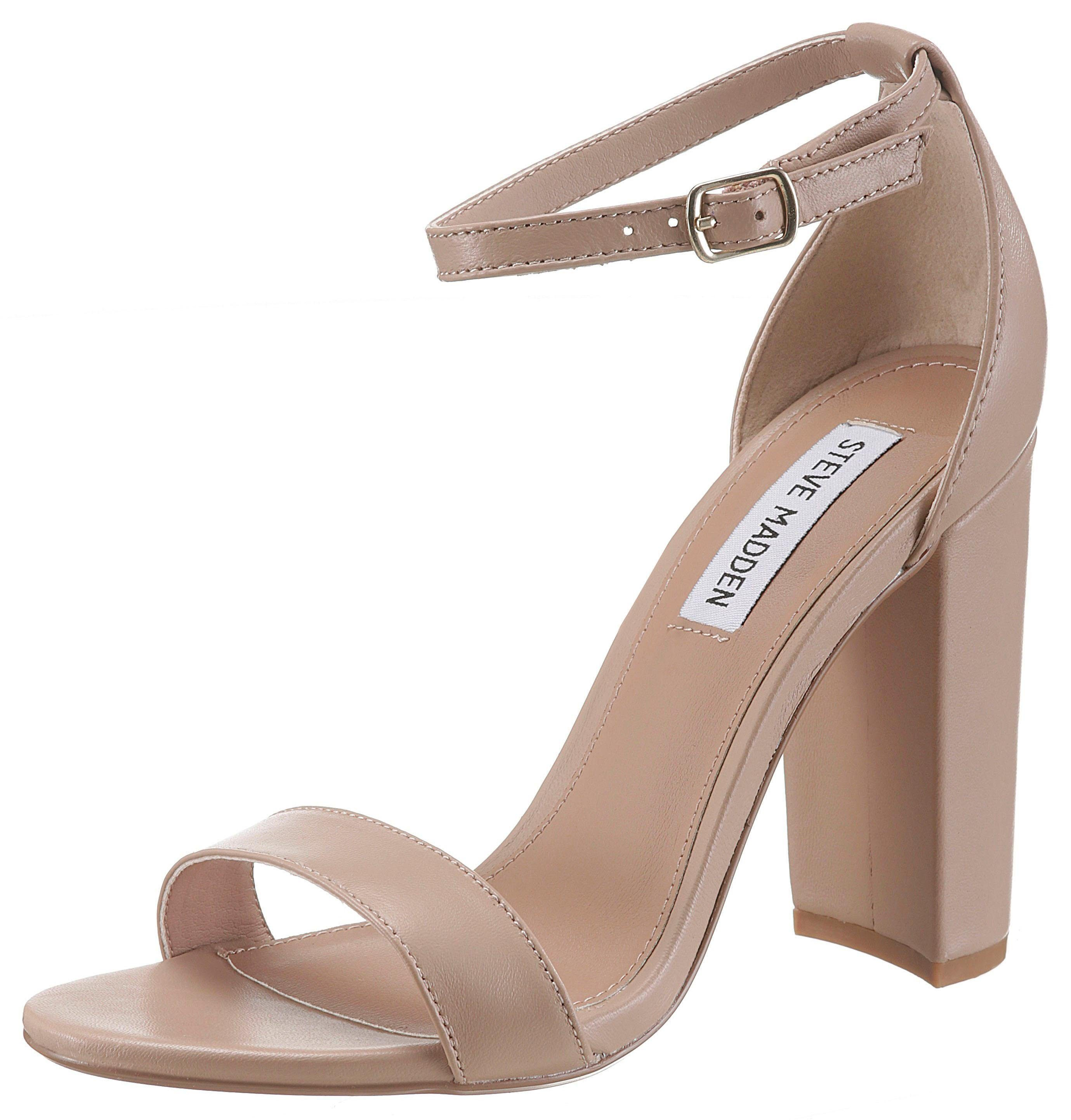 STEVE MADDEN Sandalette, kaufen im eleganten Look kaufen Sandalette,  nude cfe620