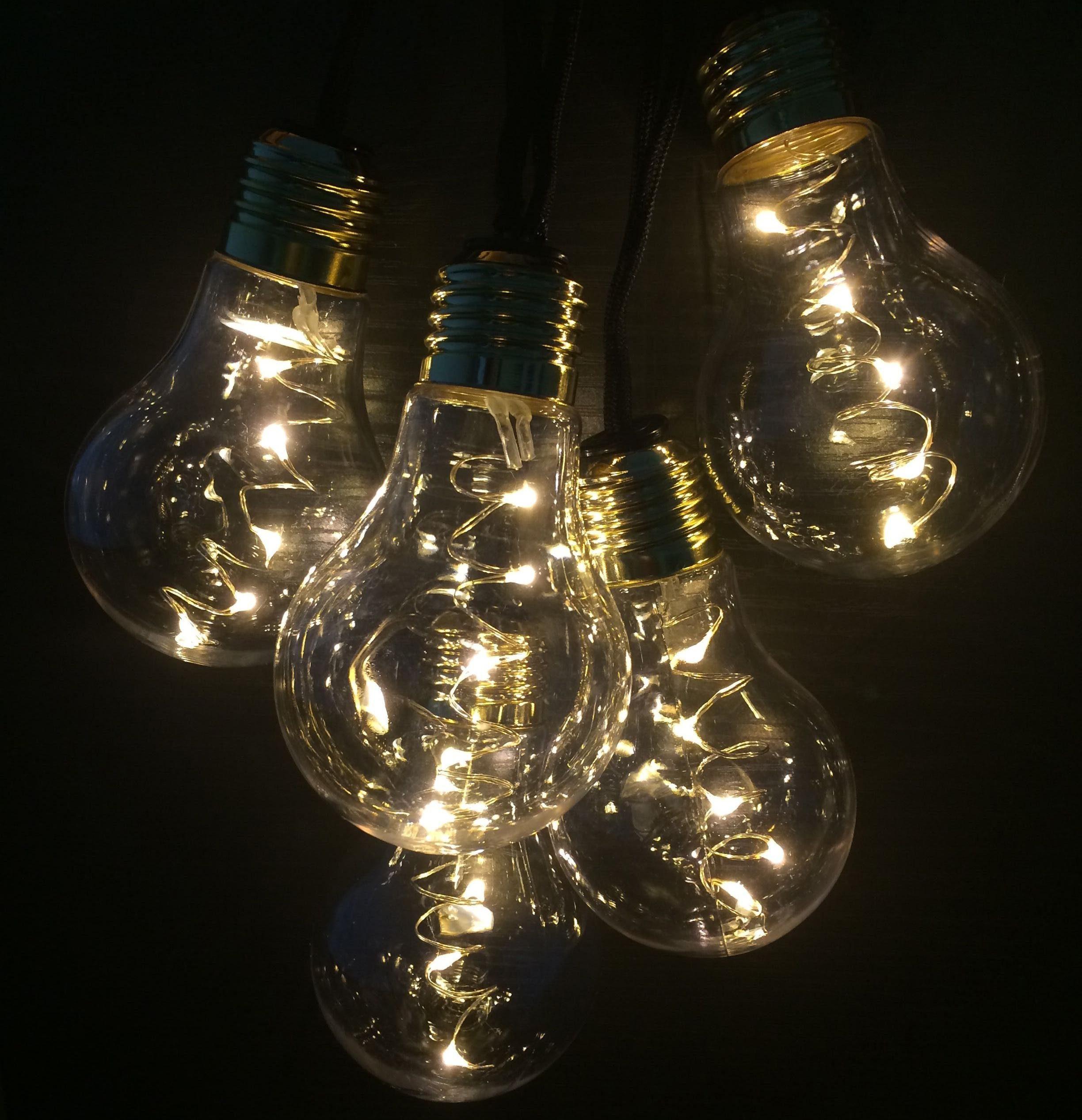 LED-Lichterkette, In- und Outdoor geeignet