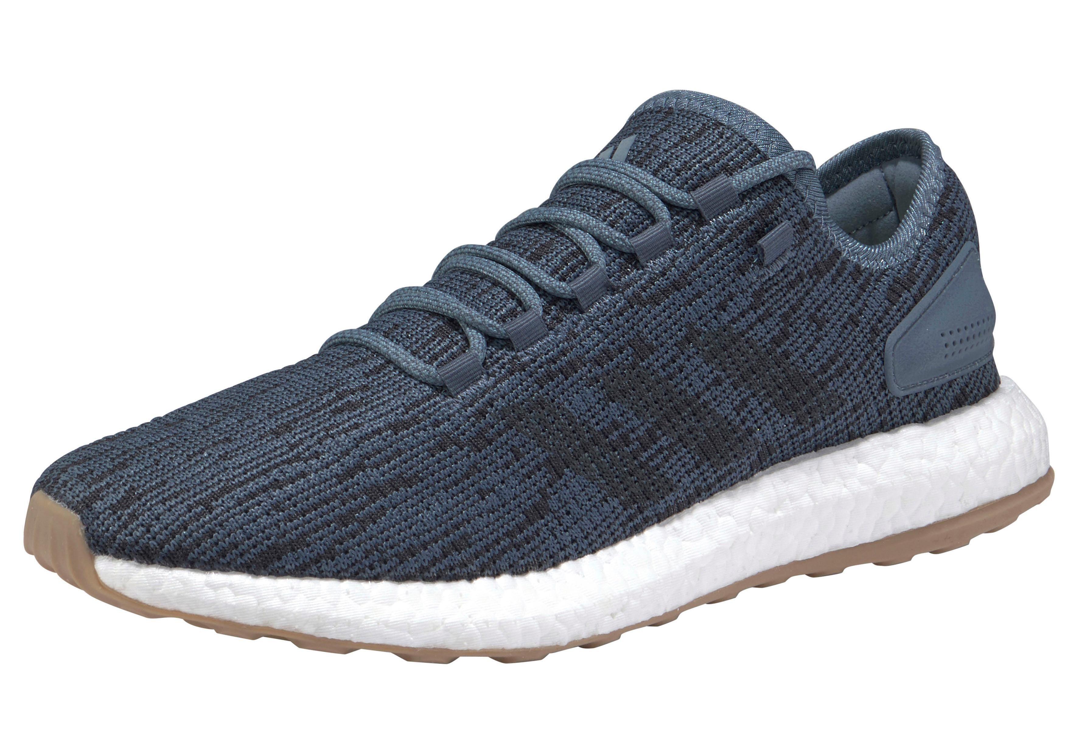 adidas Performance »Pure Boost M« Sneaker, Flexibels und atmungsaktives Textilobermaterial online kaufen   OTTO