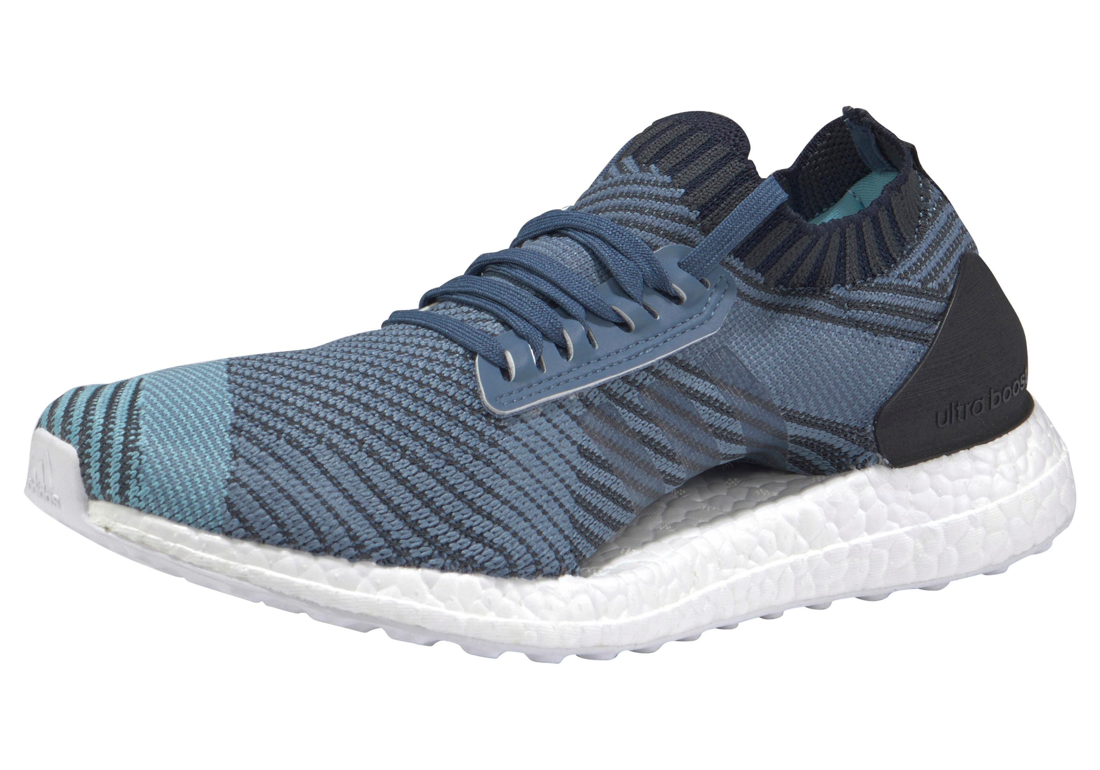 adidas Performance Ultra Boost X Parley Laufschuh, Recycelte Komponenten online kaufen  rauchblau