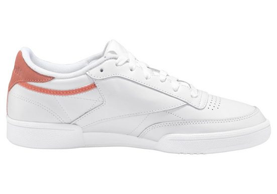 Leather« Reebok »club Sneaker Classic 85 Trim C S0TSUr