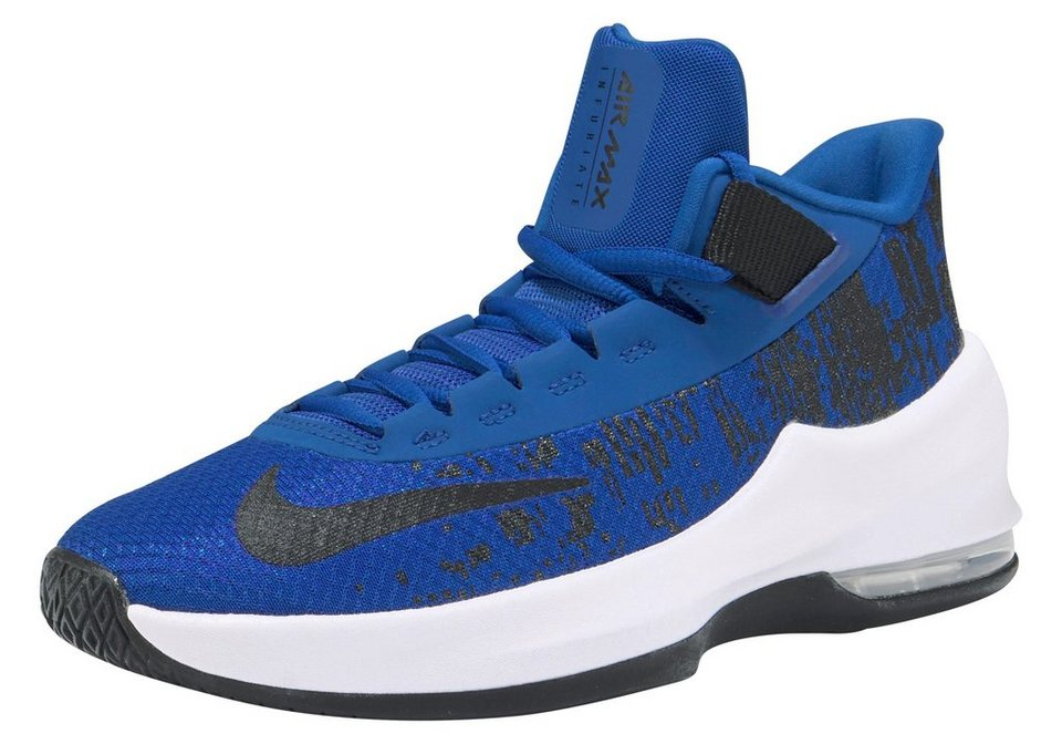 new product 06455 0c398 Nike »Air Max Infuriate 2 Mid (gs)« Basketballschuh online kaufen | OTTO