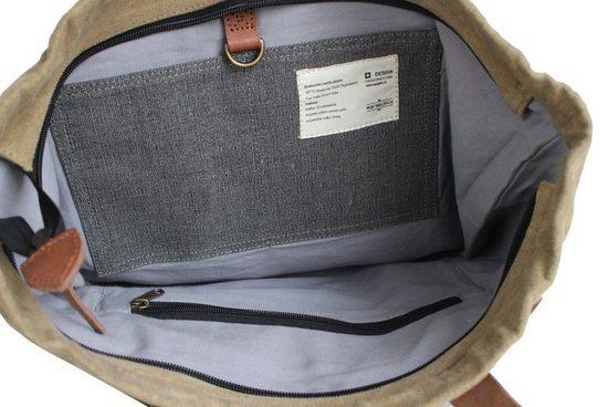 Shopper Hellbraun Verstellbarem Margelisch Schulterriemen 3«Mit »halev 6vYbf7gy
