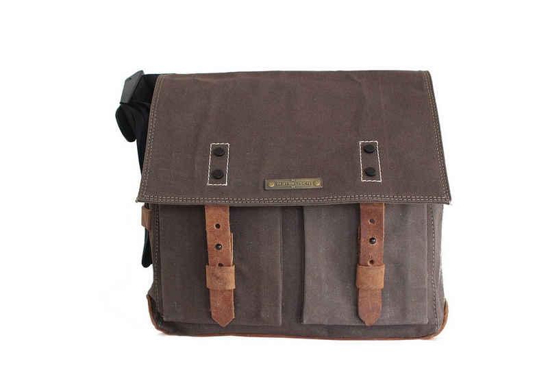 Margelisch Messenger Bag »Nevel 1«, im modischen Retrolook