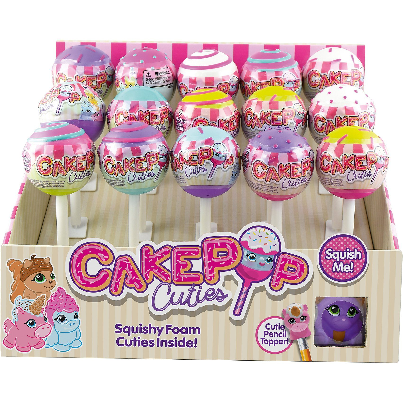 Goliath® Cake Pop Cuties - Capsule Surprise