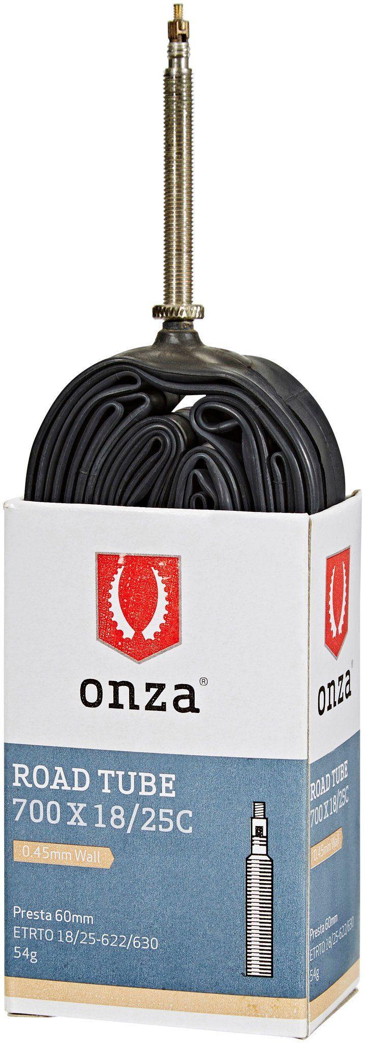 Onza Fahrradschlauch »SA1 Schlauch 700 x 18-25C 60mm«