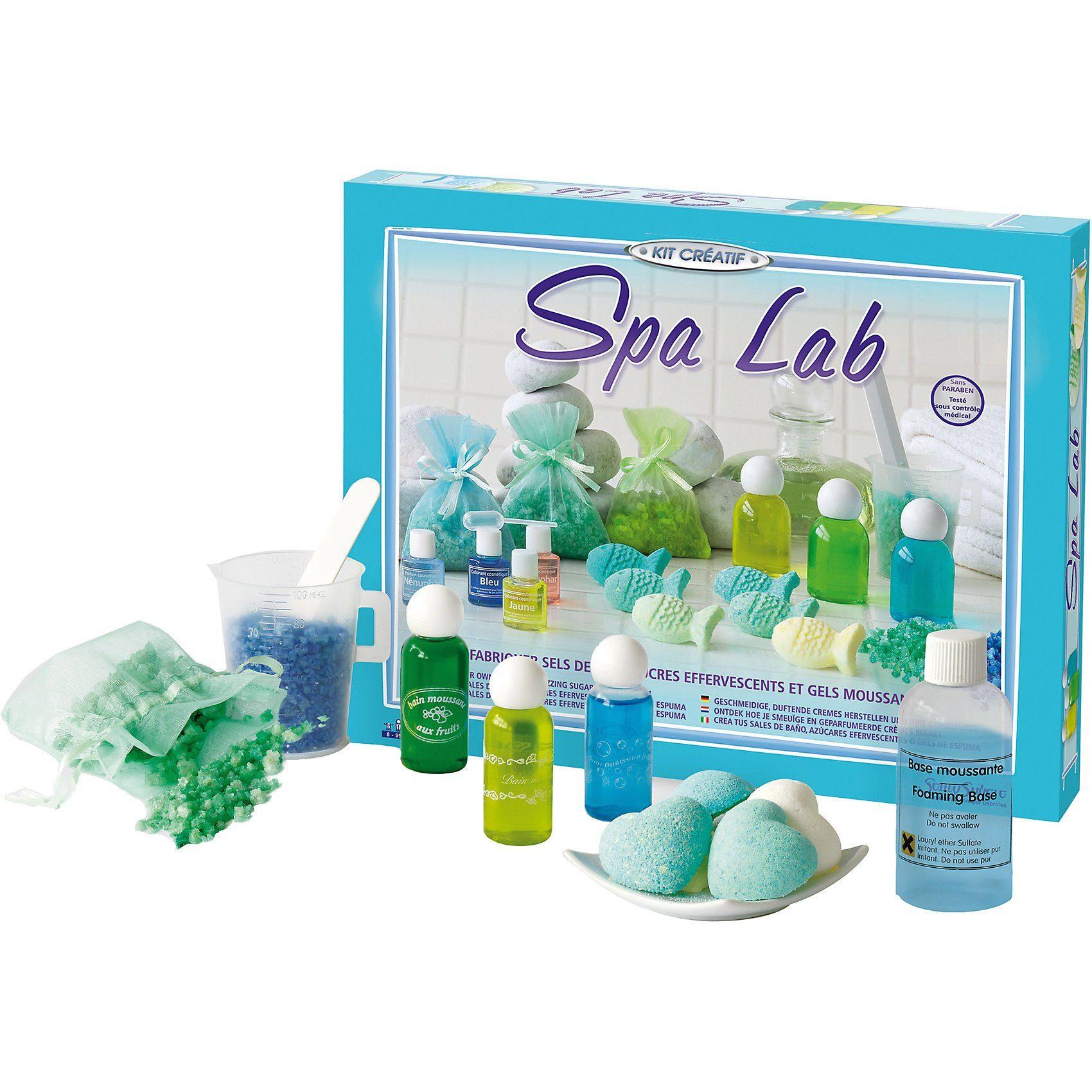 SentoSphere Kreativset Spa Lab