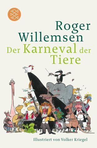 Broschiertes Buch »Karneval der Tiere«