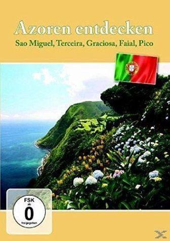 DVD »Azoren entdecken - Sao Miguel, Terceira,...«