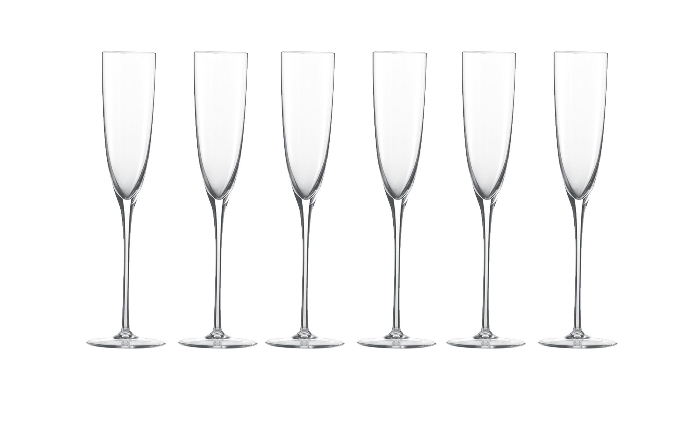 Zwiesel 1872 Prosecco Glas 6er-Set »Enoteca«