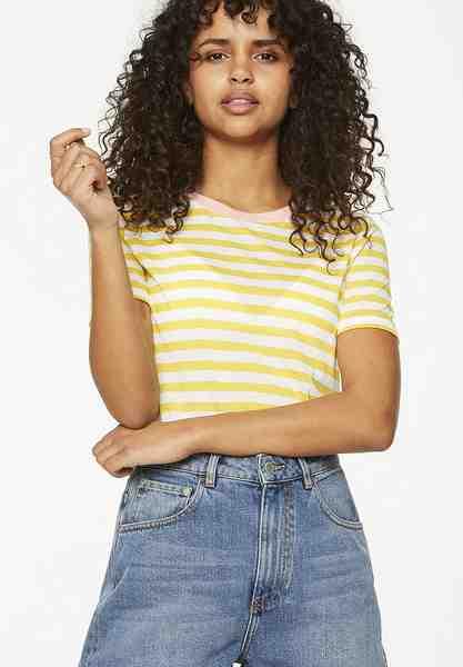 Armedangels T-Shirt »Lida Bold Stripes«