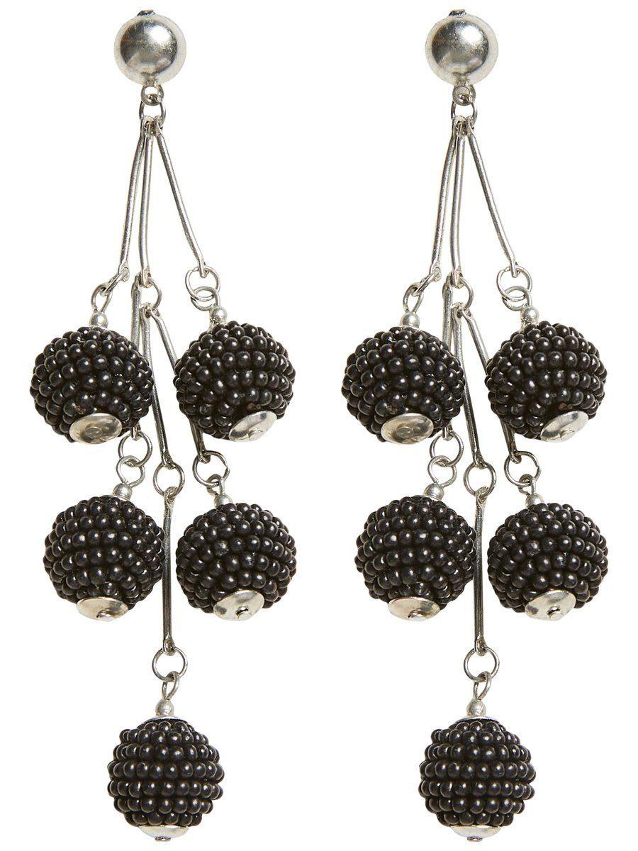 Pieces Lange Perlen Ohrringe