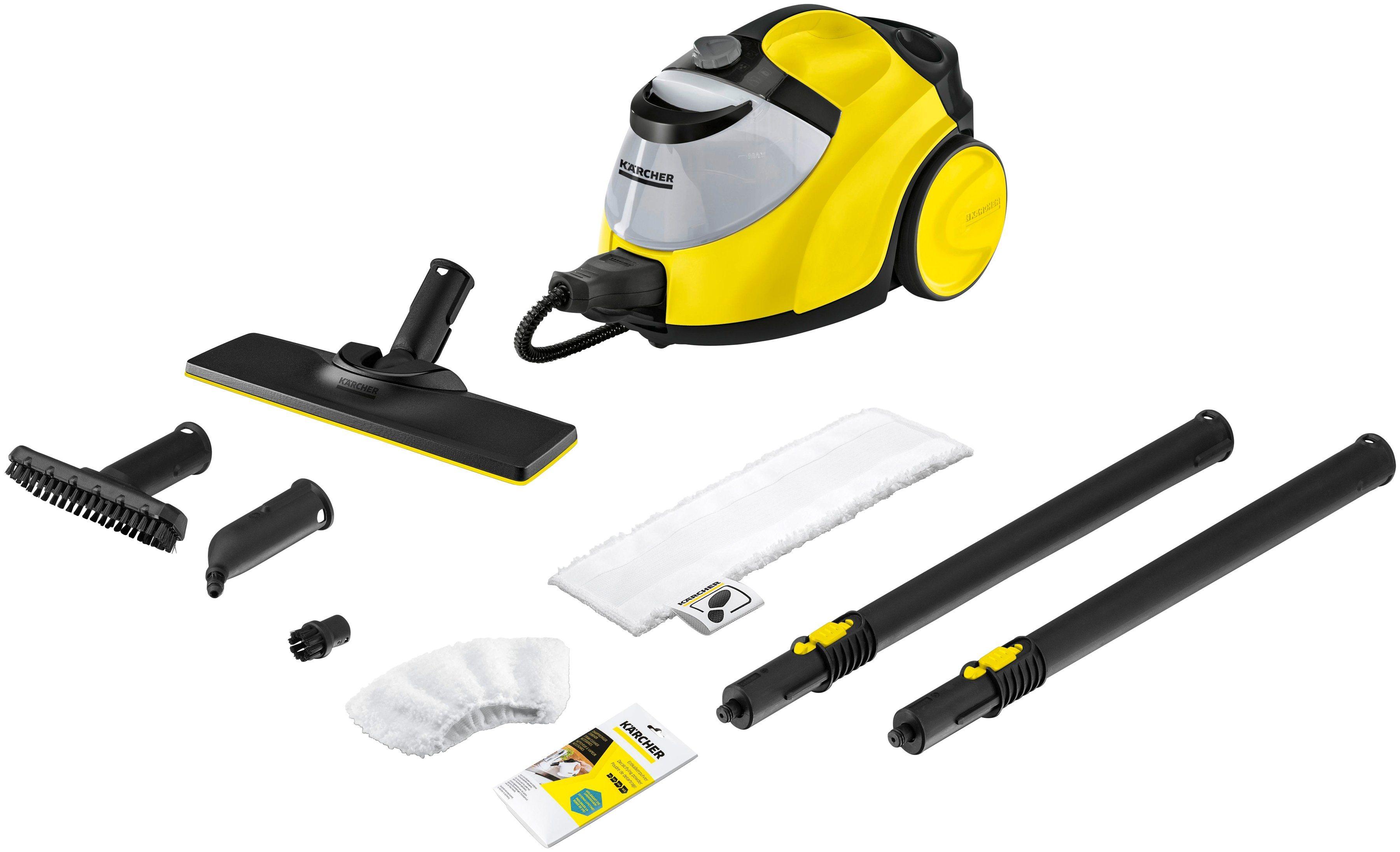 KÄRCHER Dampfreiniger »SC 5 EasyFix « | Flur & Diele > Haushaltsgeräte > Dampfreiniger | KÄRCHER