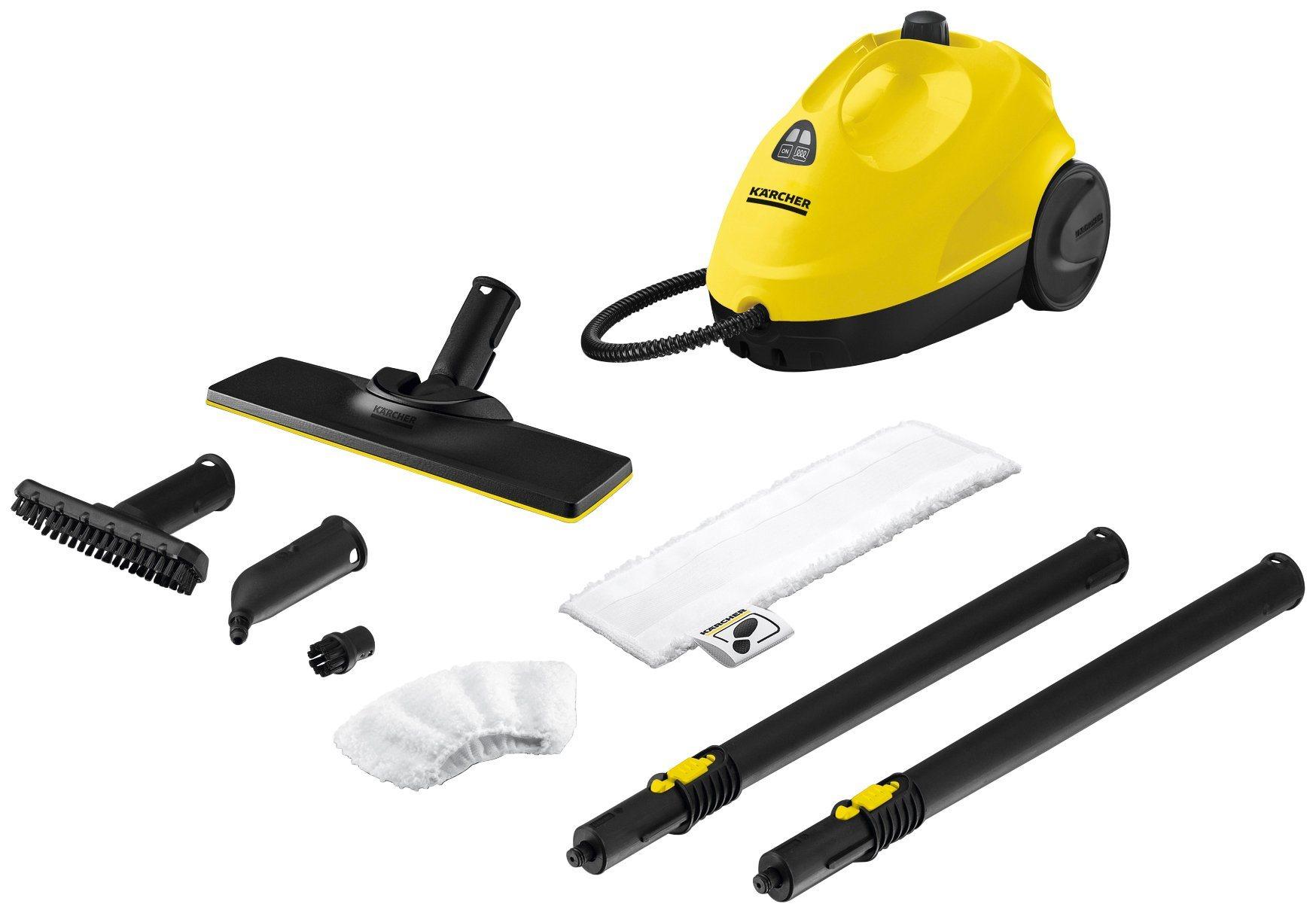 KÄRCHER Dampfreiniger »SC 2 EasyFix« | Flur & Diele > Haushaltsgeräte > Dampfreiniger | KÄRCHER