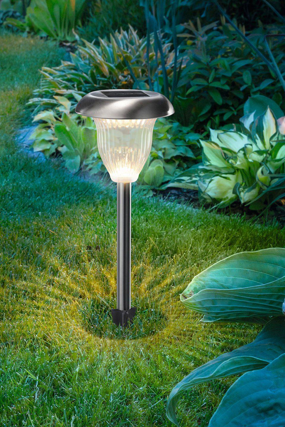ESOTEC Solarleuchte »Flower Light«, 41 cm Höhe