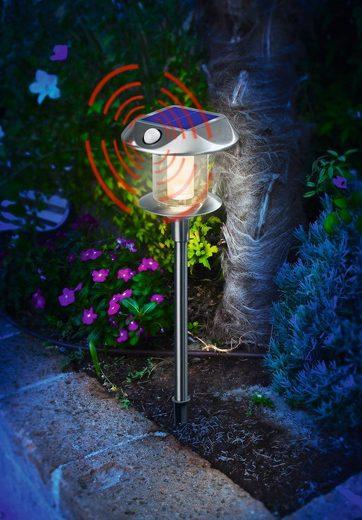 ESOTEC Solarleuchte »Sunnylight«, 49,5 cm Höhe, mit Bewegungsmelder