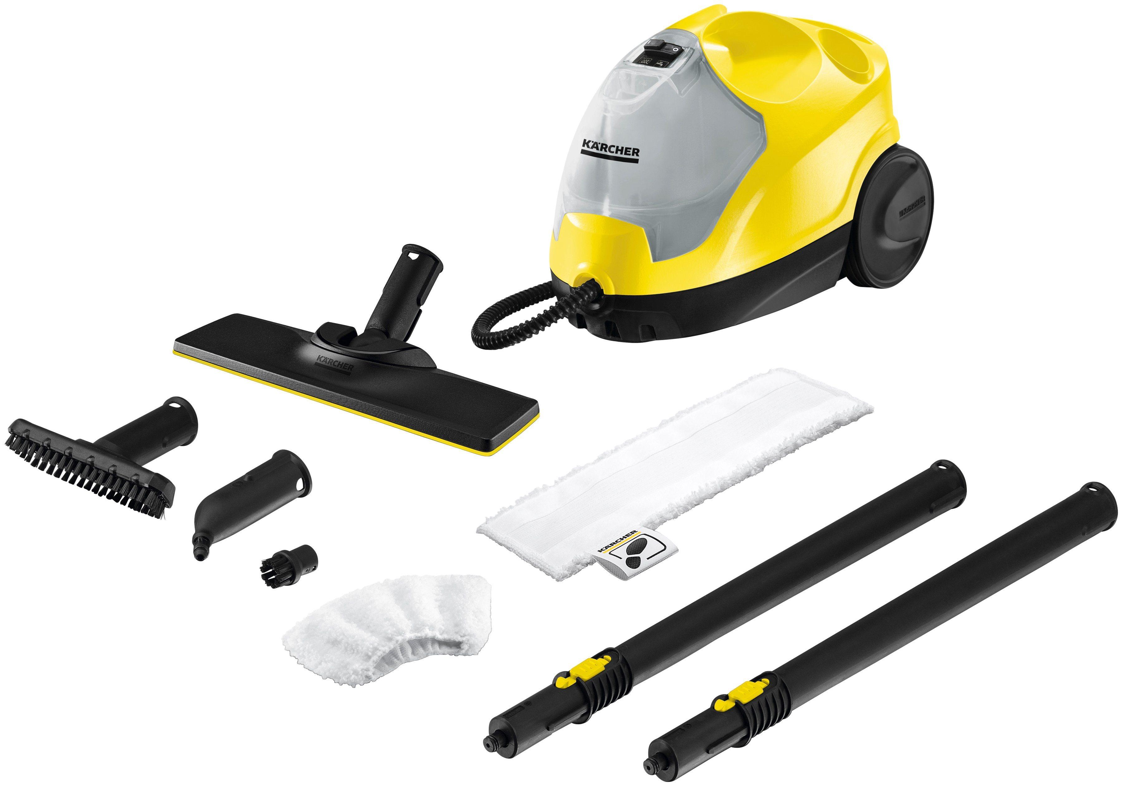 KÄRCHER Dampfreiniger »SC 4 EasyFix « | Flur & Diele > Haushaltsgeräte > Dampfreiniger | KÄRCHER