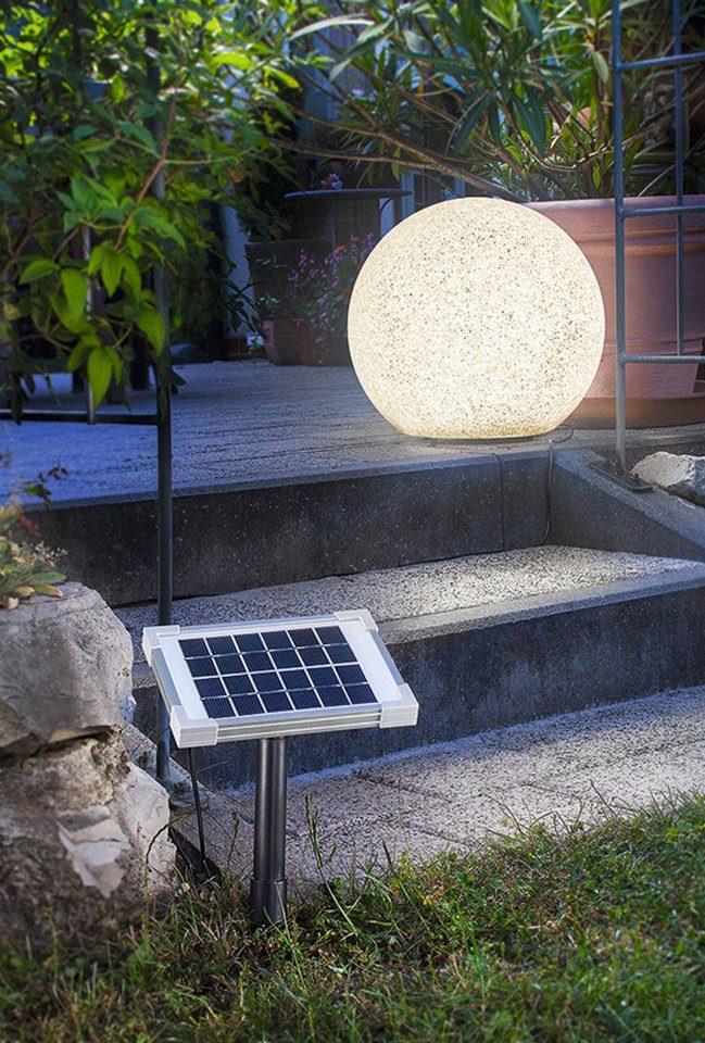 ESOTEC Solarleuchte »Mega Stone 40«, Ø: 40 cm