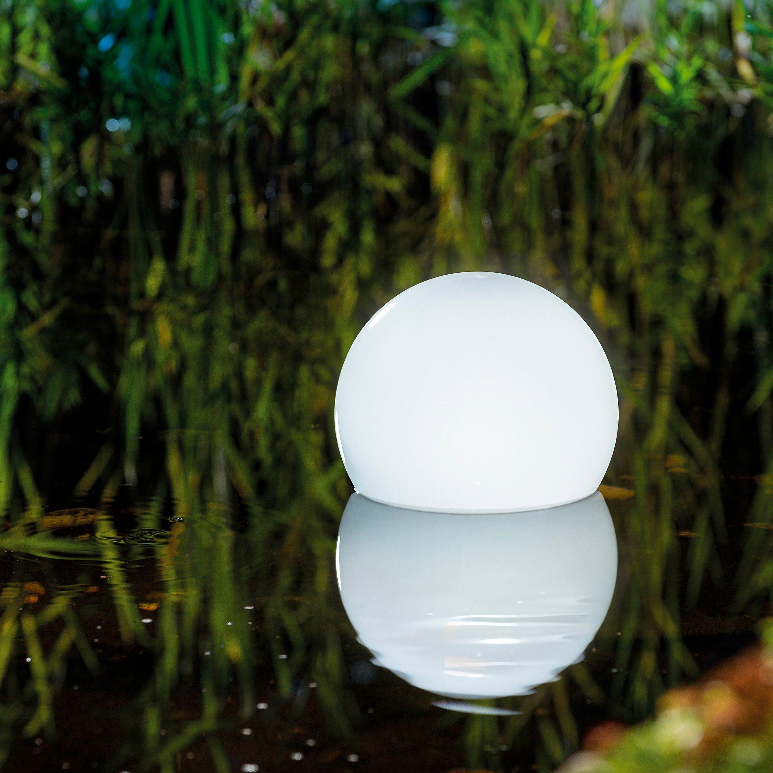 ESOTEC Solarleuchte »Float 25 multicolor«, Ø: 25 cm, schwimmfähig | Lampen > Aussenlampen > Solarleuchten | esotec
