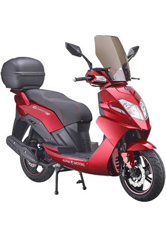 ALPHA MOTORS Motoroleris »CRUISER« 125 ccm 80 km/h ...
