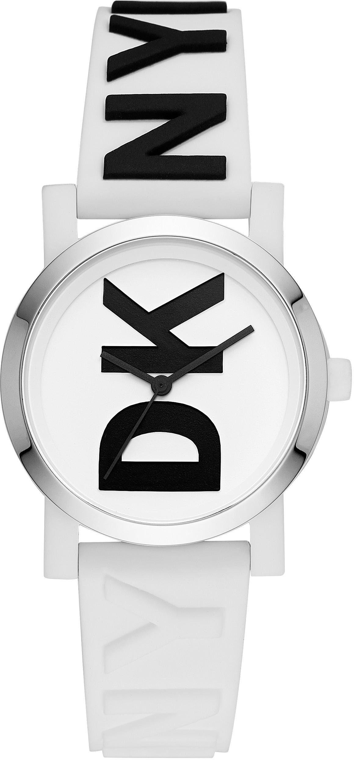 DKNY Quarzuhr »SOHO, NY2725«