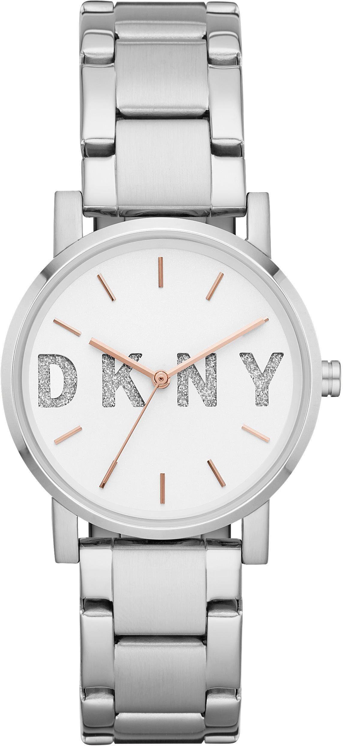 DKNY Quarzuhr »SOHO, NY2681«