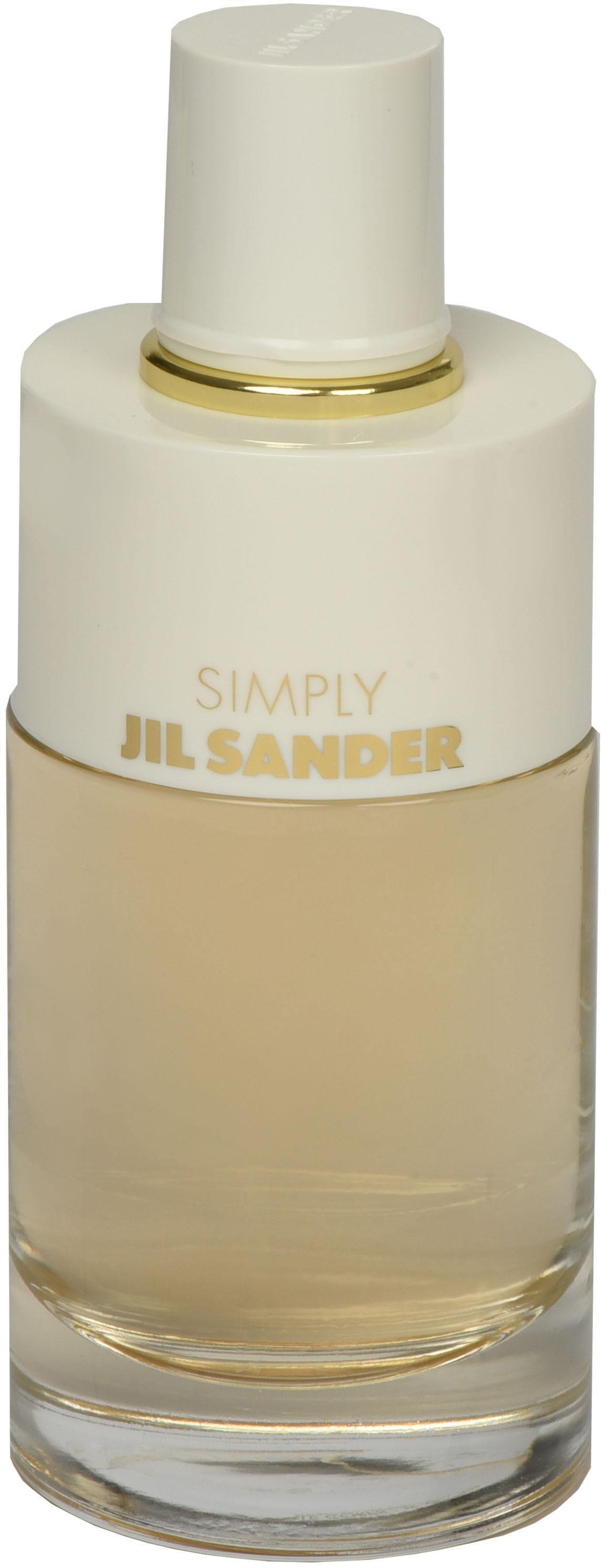 Jil Sander, »Jil Sander Simply Body Spray«, Body Spray