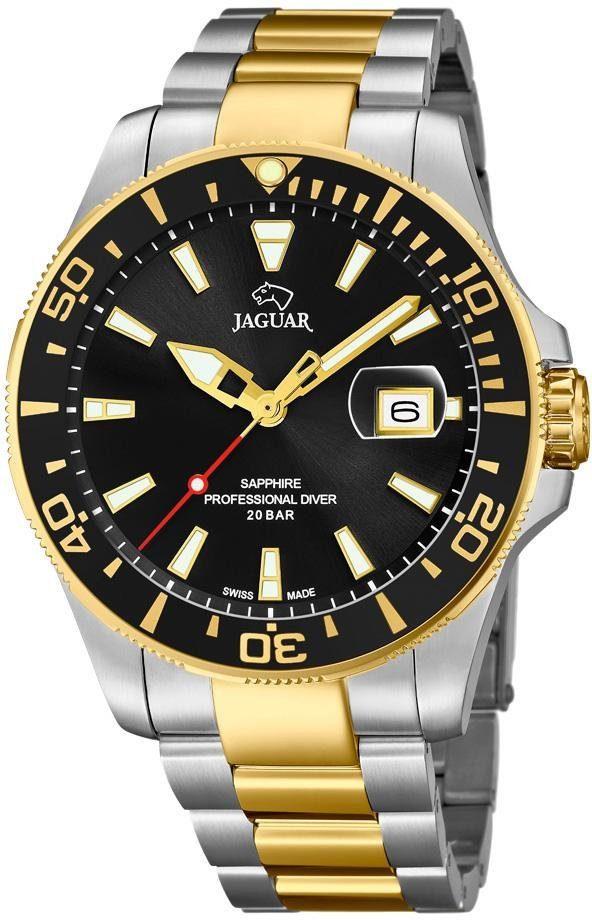 Jaguar Schweizer Uhr »Executive Diver Swiss Made, J863/2«